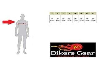 Australien Bikers Gear Lederjacke - 2