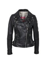 Freaky Nation Damen Lederjacke - 1