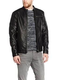 JACK JONES Kunstlederjacke - 1