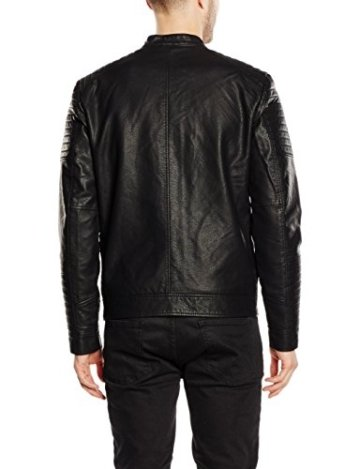 JACK & JONES  Kunstlederjacke - 2