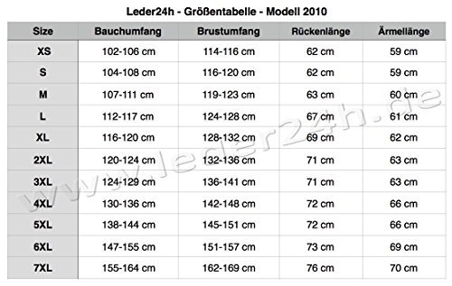 LEDERJACKE MOTORRADJACKE - 4