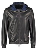 Bally Lederjacke black