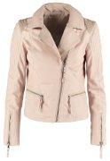 Be Edgy CARA Lederjacke soft pink