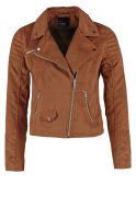 Even&Odd Kunstlederjacke brown