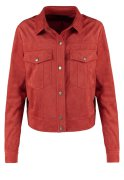 Even&Odd Kunstlederjacke red
