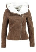 Freaky Nation CONNY Lederjacke cashmere birch