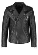 Freaky Nation LUO Kunstlederjacke black
