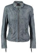 Gipsy LIZZY Lederjacke light blue