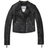 Hilfiger Denim Outdoorjacken »Leather biker 23«