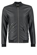 Minimum RAWSON Kunstlederjacke jet black