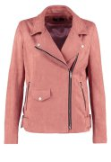 Missguided Kunstlederjacke rose