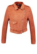 Missguided Kunstlederjacke rust