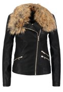 New Look KAI Kunstlederjacke black