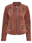 Only Wildleder- Jacke