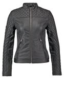 Sparkz NEW CUSTO Kunstlederjacke black