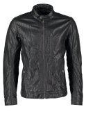 TOM TAILOR Kunstlederjacke black