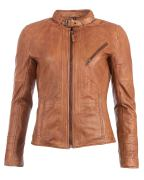 TOM TAILOR Lederjacke, Damen »15-7«