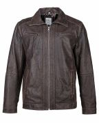 TOM TAILOR Lederjacke, Herren »GC3030«
