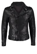 Be Edgy SPACE Lederjacke black
