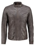Goosecraft Lederjacke brown