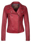 Oakwood Lederjacke red
