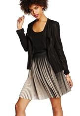 SELECTED FEMME Damen Jacke Sfdanjas Ls Leather Blazer
