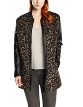 b.young Damen Lederjacke Corrina jacket