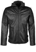 Freaky Nation Lederjacke »MOTORHOOD«