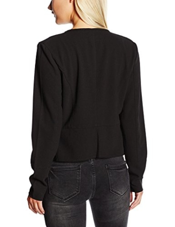 ONLY Damen Lederjacke Blazer Onlhope Kim Pu Mix Jacket Otw Noos -