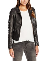 rich&royal Damen Lederjacke 53q882