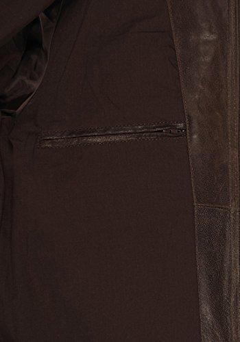SOLID Mash Lederjacke, Größe:L;Farbe:Tabacco (5050) -