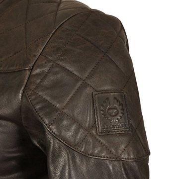 Belstaff Herren Mantel Outlaw Blouson Man Schwarz (Black 90000), X-Large (Herstellergröße: 52) - 2