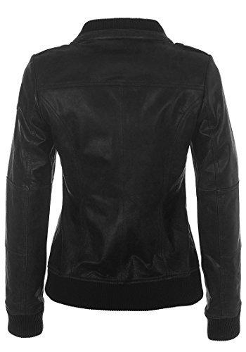 DESIRES Fame Lederjacke, Größe:XL;Farbe:Black (9000) - 3