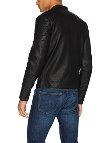 JACK & JONES Herren Jacke Jcotano Jacket, Schwarz (Black Fit:One), Medium -