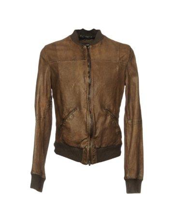 DOLCE & GABBANA Herren Jacke Farbe Khaki Größe 2