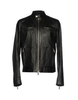 DSQUARED2 Herren Jacke Farbe Schwarz Größe 3
