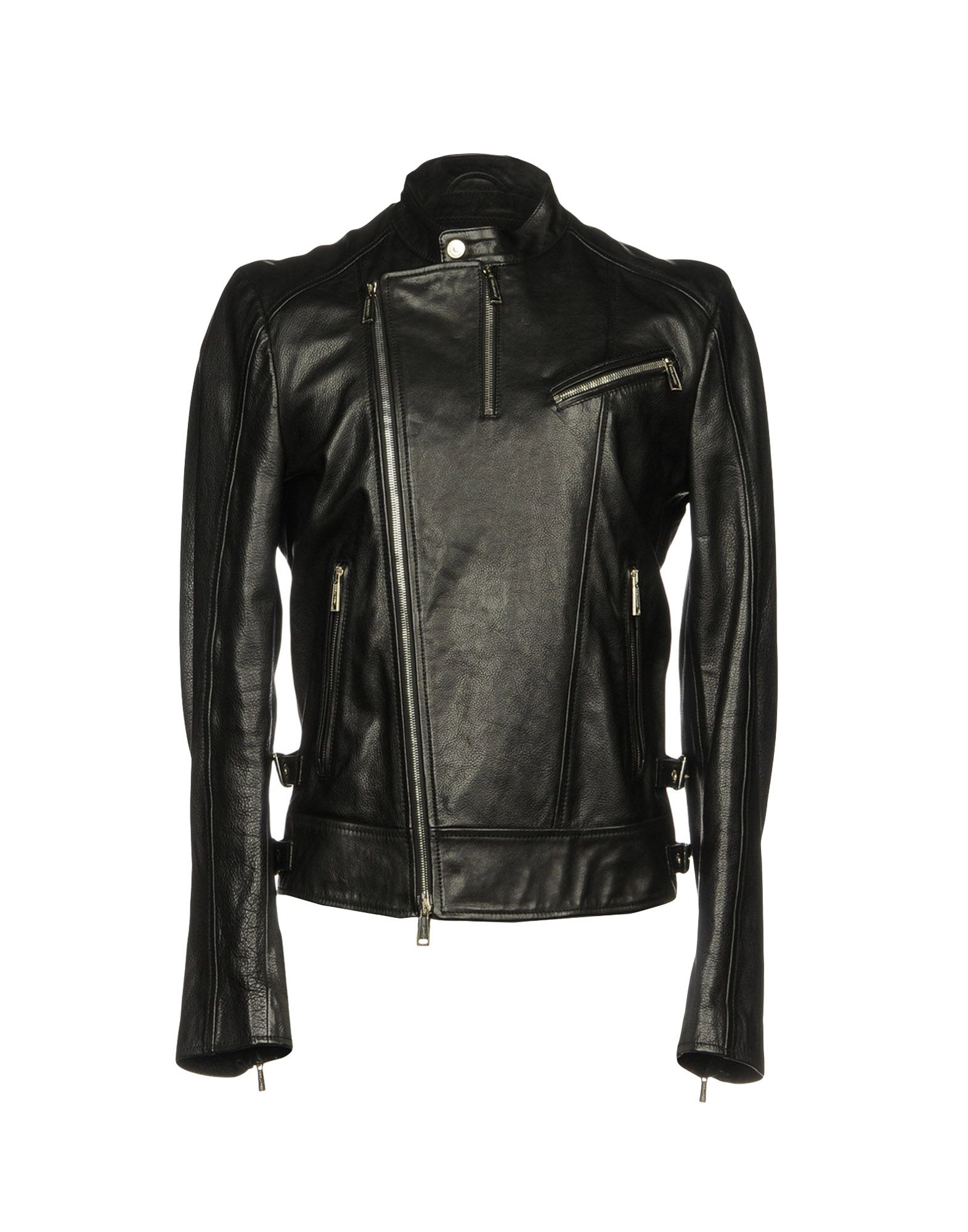 DSQUARED2 Herren Jacke Farbe Schwarz Größe 4