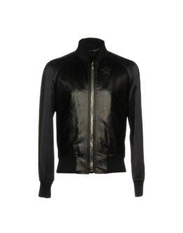 GIVENCHY Herren Jacke Farbe Schwarz Größe 5