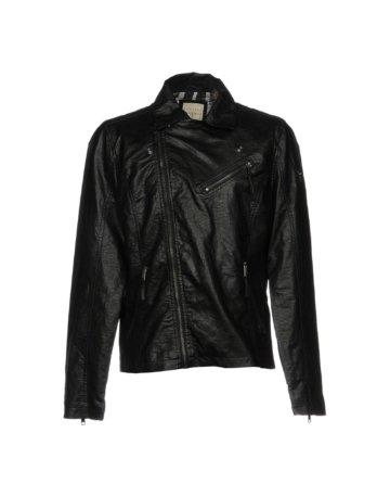 GUESS Herren Jacke Farbe Schwarz Größe 7