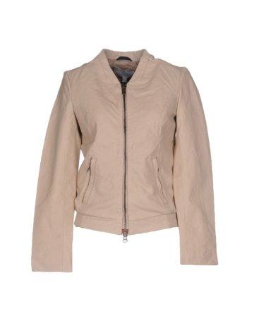MUUBAA Damen Jacke Farbe Beige Größe 5