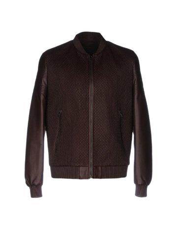 PRADA Herren Jacke Farbe Mittelbraun Größe 4