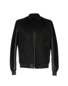 PRADA Herren Jacke Farbe Schwarz Größe 4