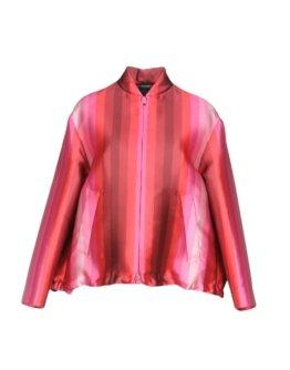 VALENTINO Damen Jacke Farbe Bordeaux Größe 3